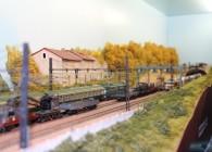 Gare-train-miniature-réseau-Malain-catenaire-ho-voie normale (14)