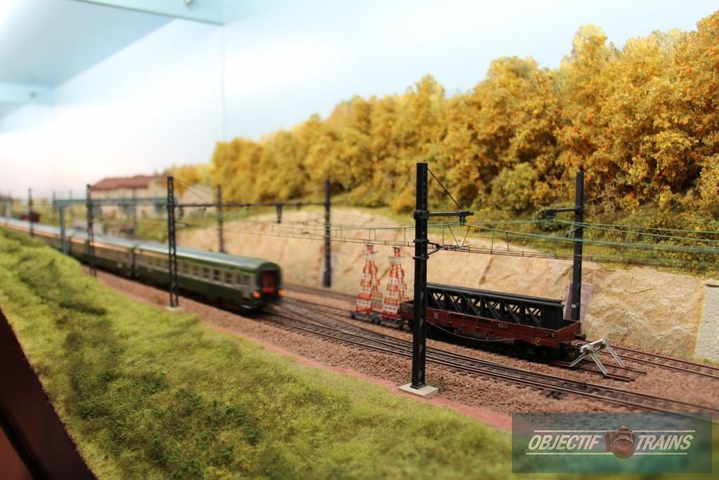 Train de voyageurs