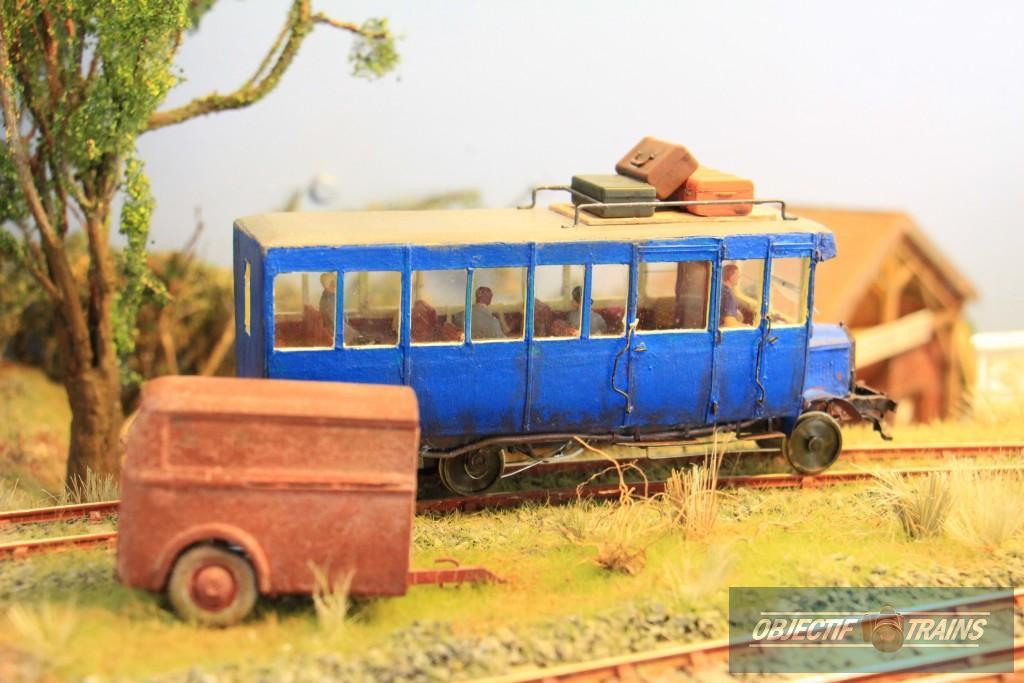 Bus sur rail
