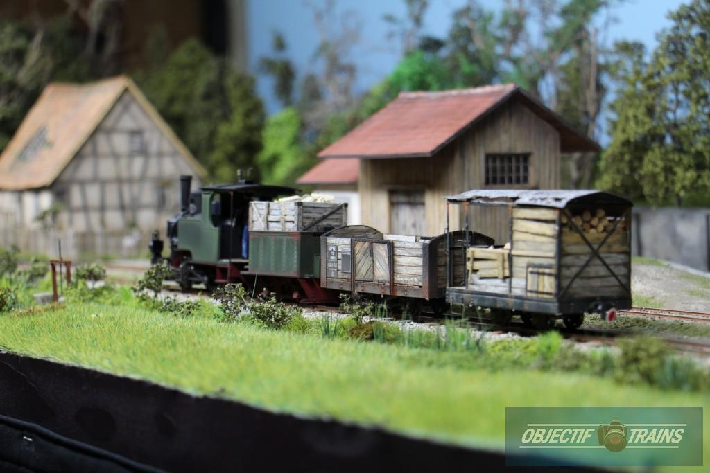 Tramway vapeur de Corrèze.