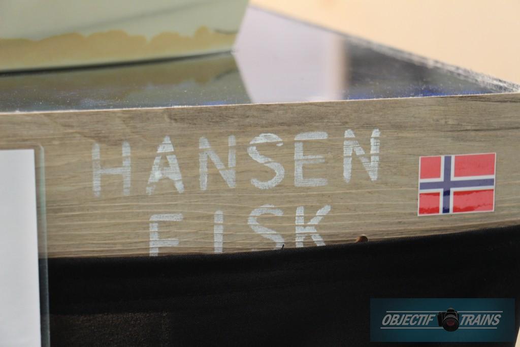 Hansen Fisk réseau 1/13eme