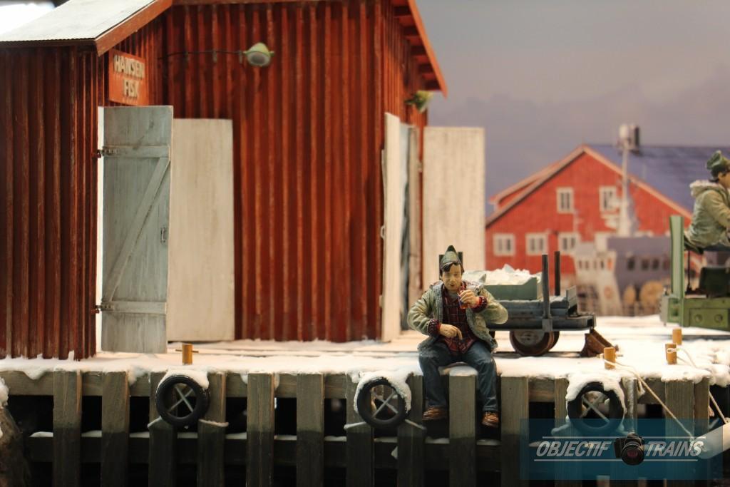 Les frigos et les pêcheurs.