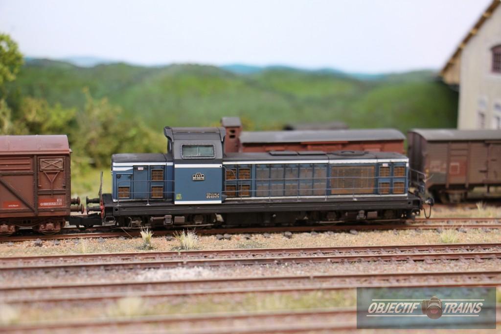 BB 66000 en gare.