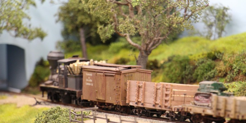 reseau-train-miniature-US-ON30-Etats Unis-campagne (3)