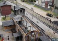 train miniature-Ho-réseau- Pologne-Polska Makieta Modulowa-modelisme (11)