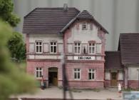 train miniature-Ho-réseau- Pologne-Polska Makieta Modulowa-modelisme (24)