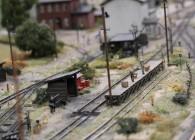 train miniature-Ho-réseau- Pologne-Polska Makieta Modulowa-modelisme (27)