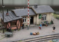 train miniature-Ho-réseau- Pologne-Polska Makieta Modulowa-modelisme (30)