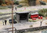 train miniature-Ho-réseau- Pologne-Polska Makieta Modulowa-modelisme (31)
