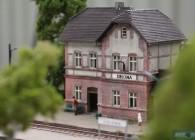 train miniature-Ho-réseau- Pologne-Polska Makieta Modulowa-modelisme (38)