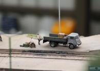 train miniature-Ho-réseau- Pologne-Polska Makieta Modulowa-modelisme (39)