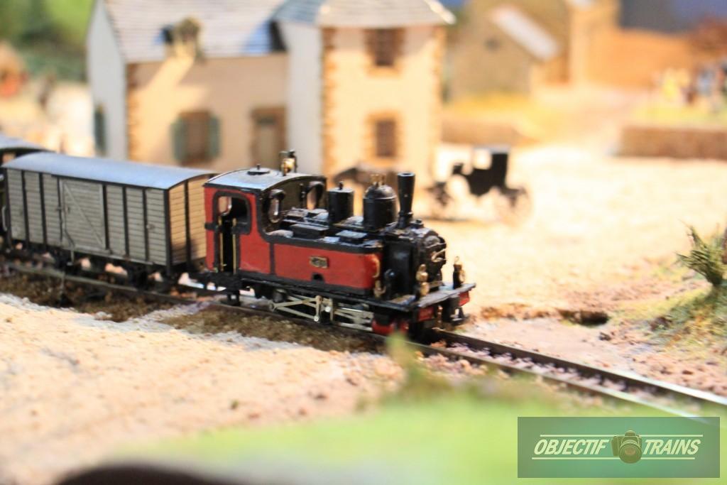 Train vapeur.