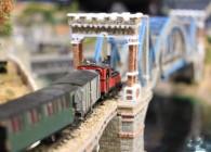 train-miniature-Hom-reseau-voie-métrique-Trégor-Bretagne (43)