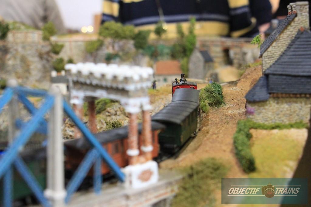 Convoi de vapeur.
