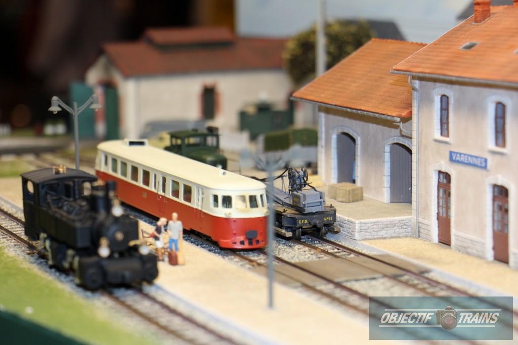 la gare de Varennes
