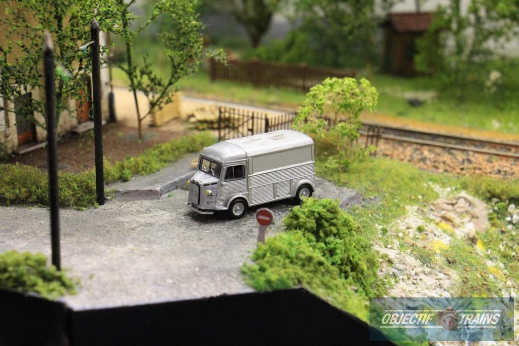 Modulinos - Tube Citroën