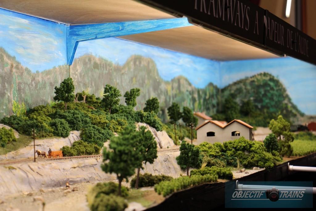 Les tramways de l'Aude - vue générale du réseau Hom
