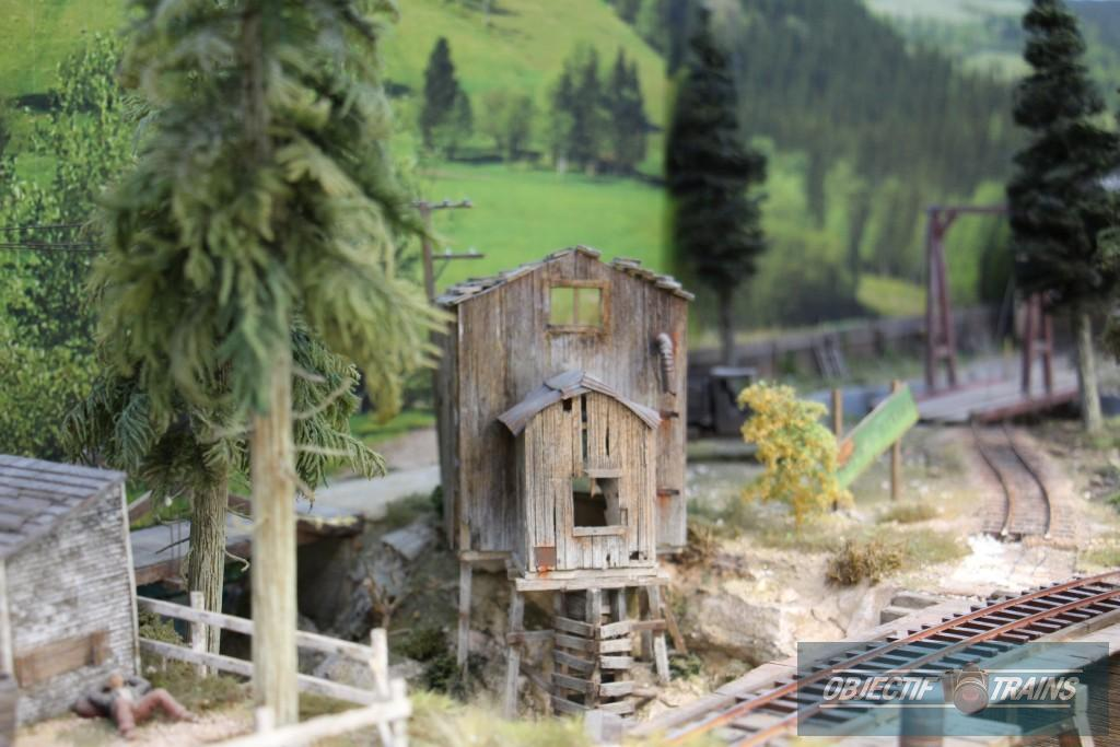 Un vieille cabane