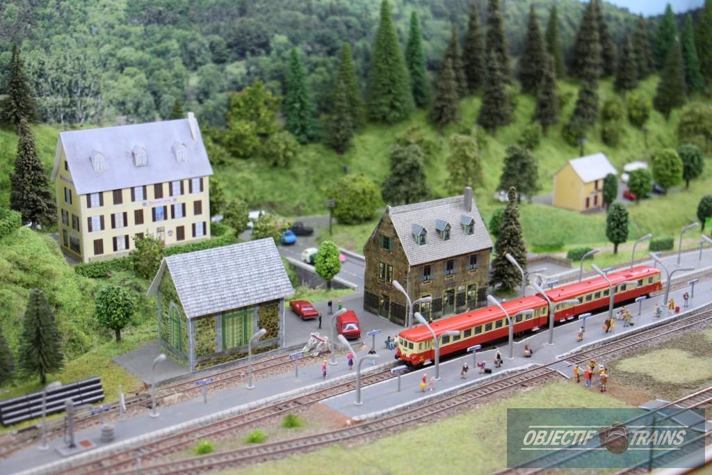 La gare du Lioran- Vue générale