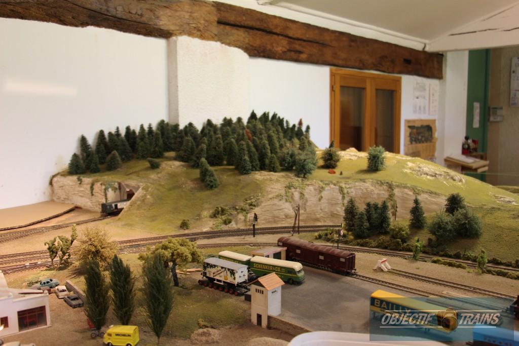 Rail Miniature Castrais vue générale