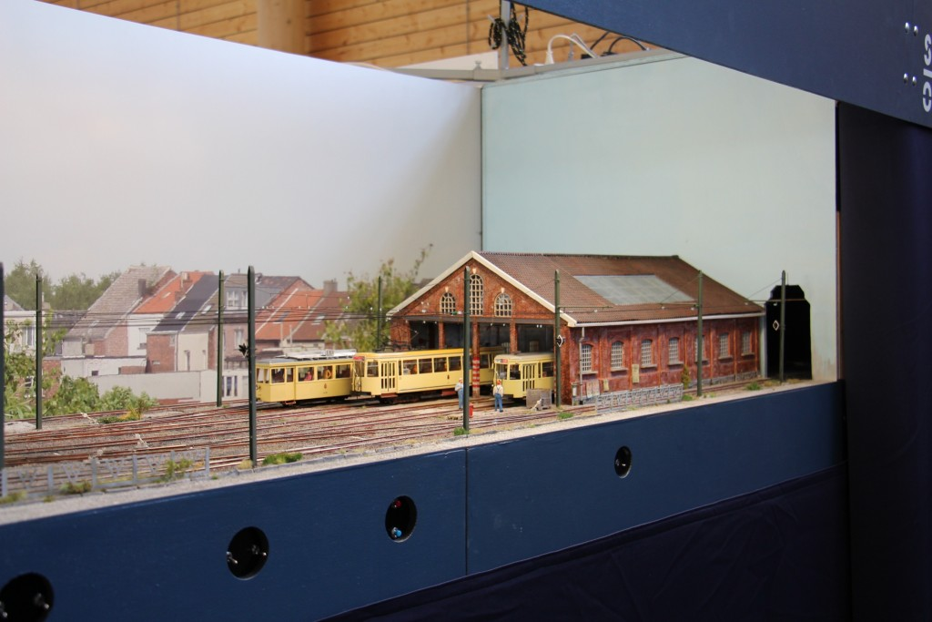 Dépot des tramways