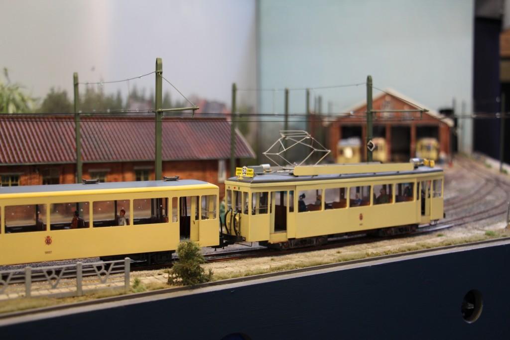 Passage du tramway.