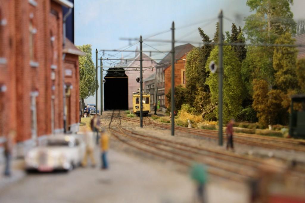 La ligne du tramway