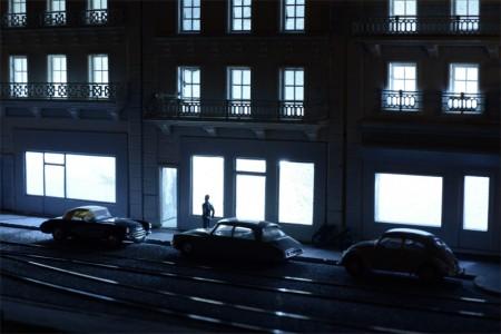 Les magasins de nuit