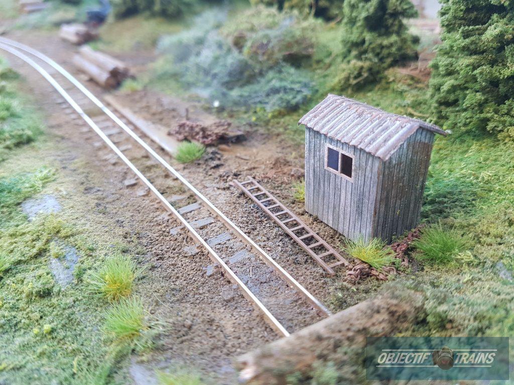 La cabane dans les bois !