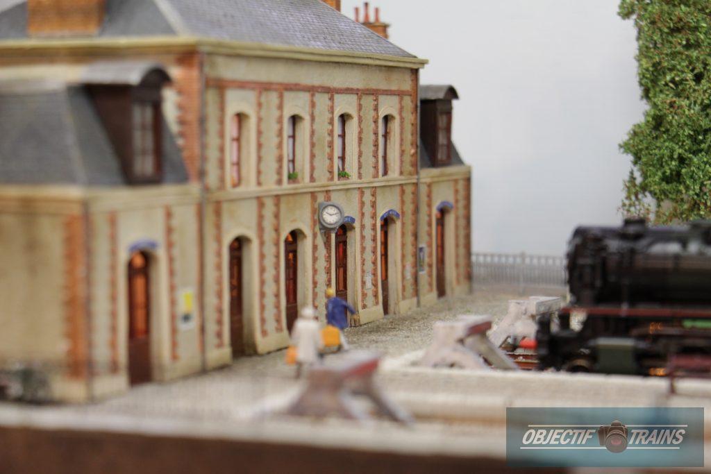 Gare du réseua RGP 49