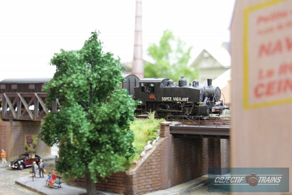 locomotive à vapeur 030 T.