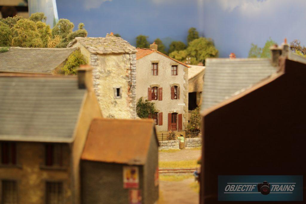 La baraque d'Hans Louvet - Les maisons.