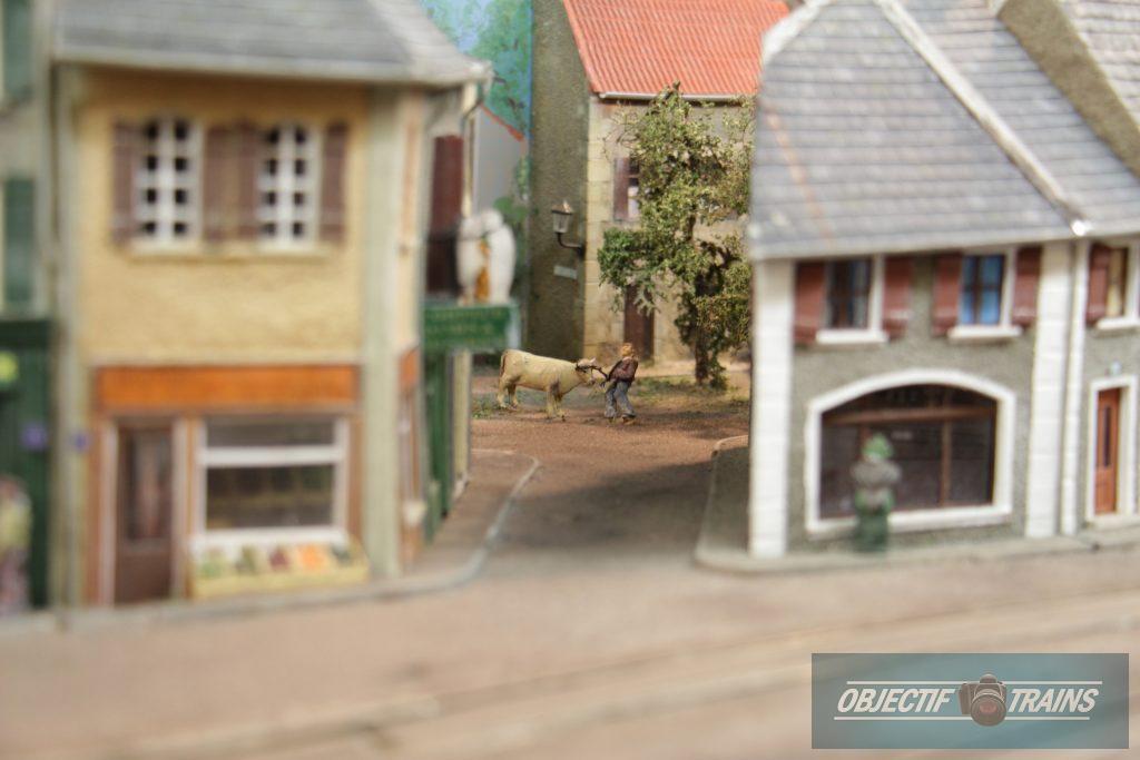 Le rues de la ville - La baraque d'Hans Louvet