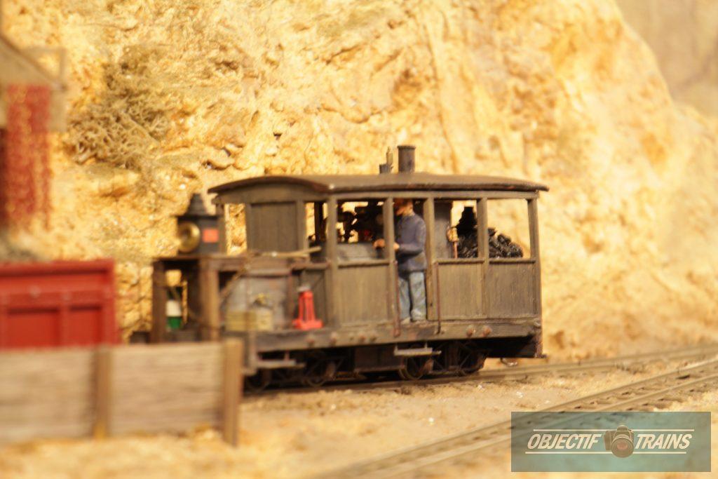 petit locotracteur - Purgatory Peak.