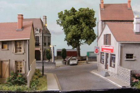 Les rues de la ville - Valdevienne