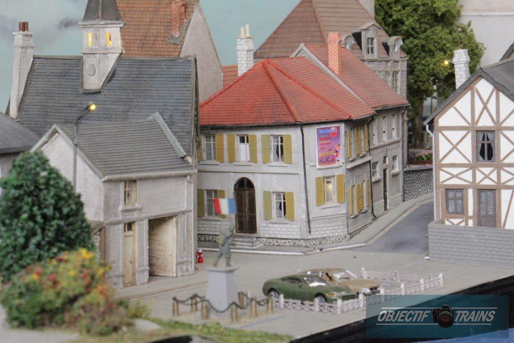 La ville et ses rues - Valdevienne.