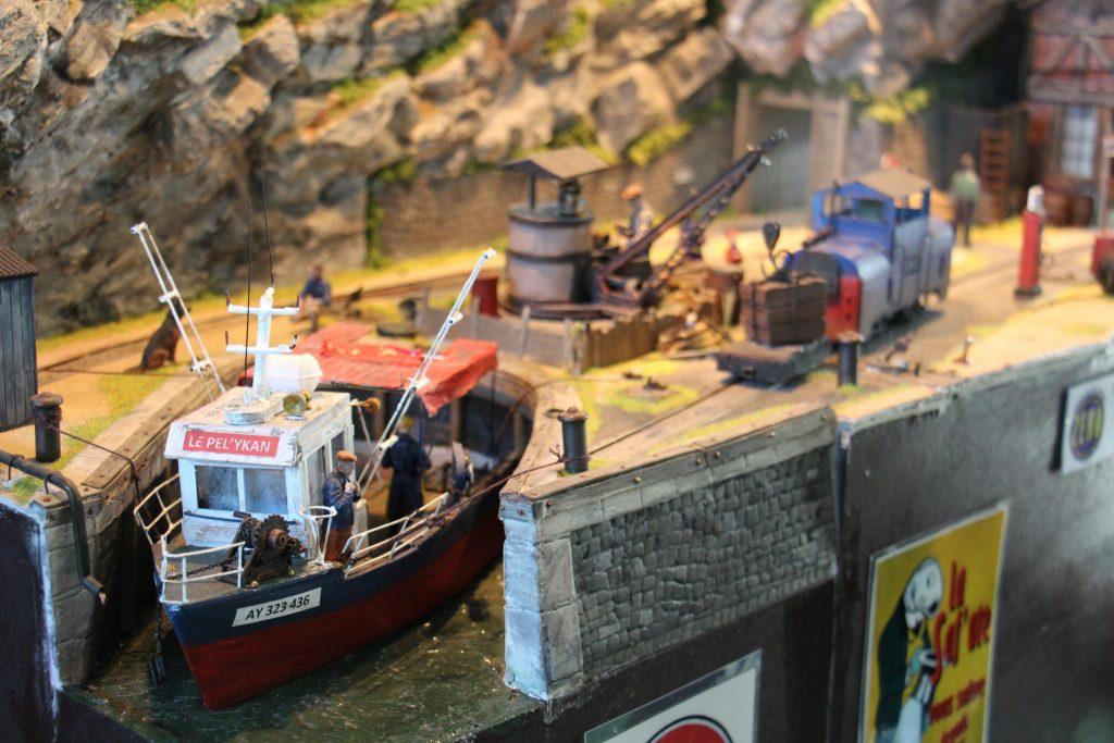 La saf'ate - Vue sur le port !