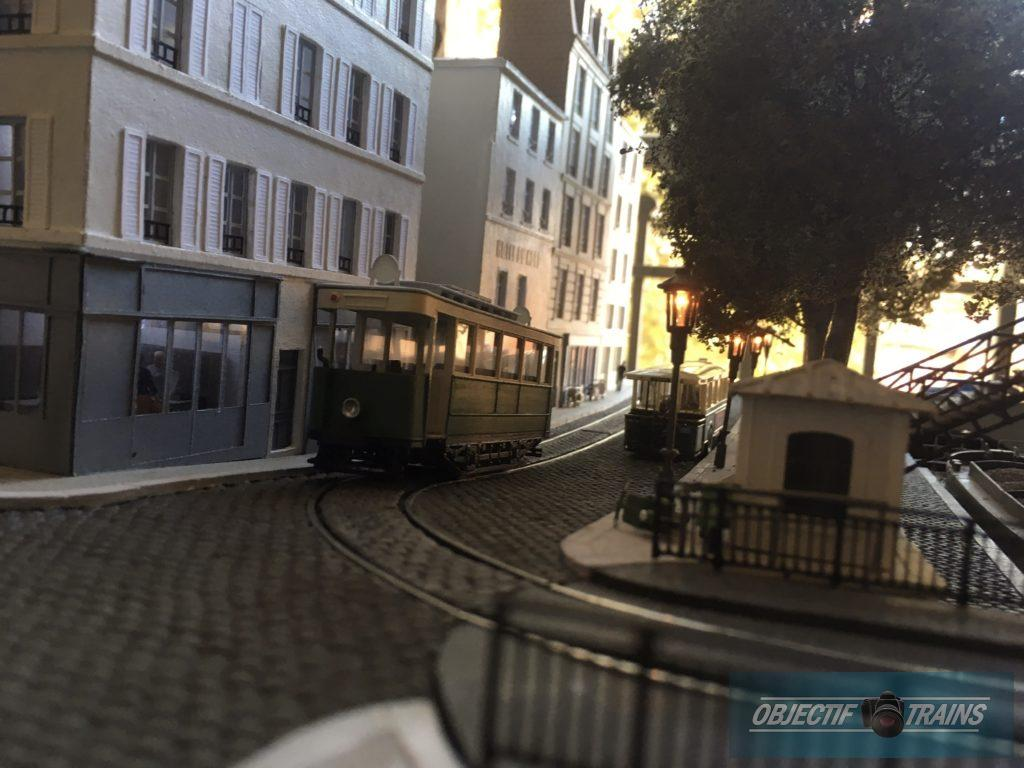 Tramway le long du canal St Martin